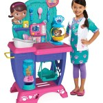 doc mcstuffins pet vet checkup center review
