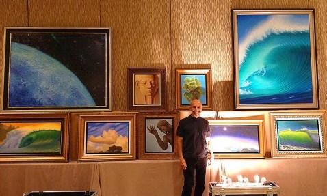 Park West Gallery, auction Marina Del Rey, CA 2015.