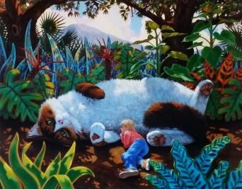 Wonderland Cat