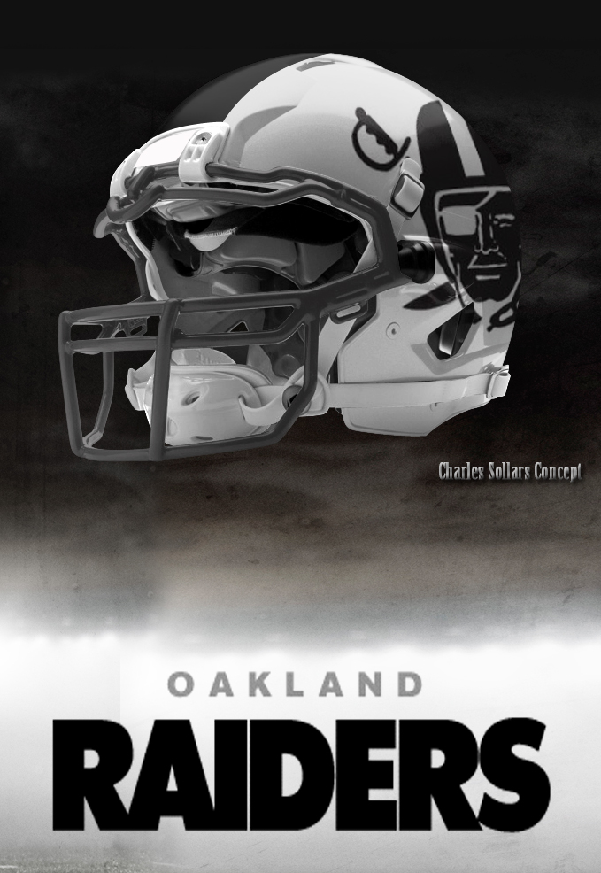 Raiders New Uniforms 2014 Oakland raiders concept