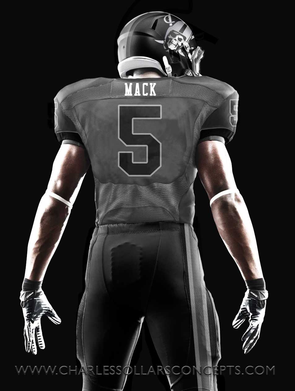 Raiders Uniforms uniform concept on flipboard