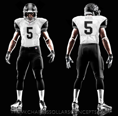 2015 Oakland Raiders New Uniforms | Motorcycle Review and Galleries