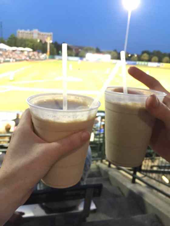 New Food at the Riverdogs 2016 - Charleston Crafted