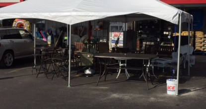 Ace Hardware Outdoor Furniture Closeout Event, furniture, patio, bench, chair, table