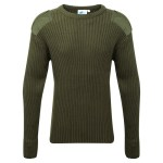army jumper green