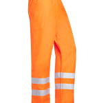 HI VIS ORANGE WATERPROOF OVERTROUSR