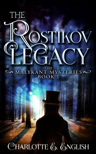 Malykant Mysteries: New Covers