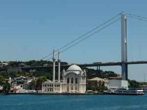one of the 3000+ Mosques in Istanbul