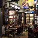 Cafe in the bazaar