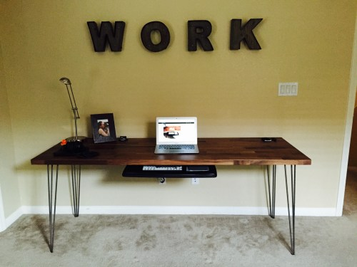 Medium Of Ikea Karlby Desk