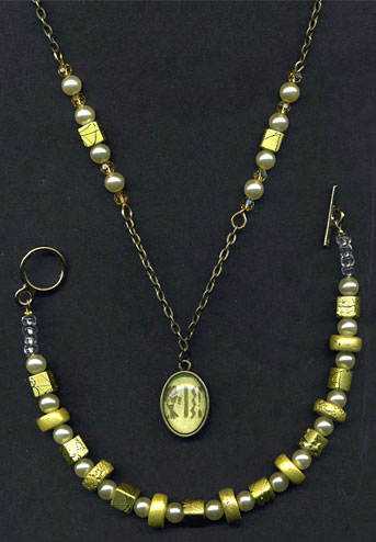 Class with Carolyn Hasenfratz - Jewelry Basics