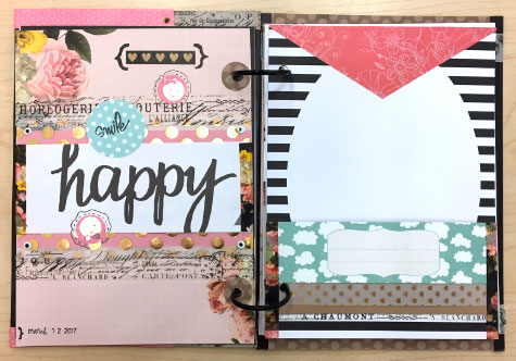 Samples of Journaling Page Layouts