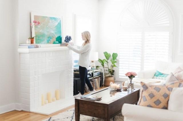 Gray Malin living room inspiration