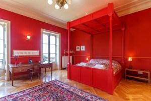 Les chambres d'hôtes