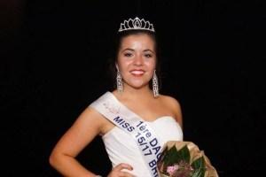 Lolita Robert, 1ère dauphine de Miss 15-17 Bretagne 2016
