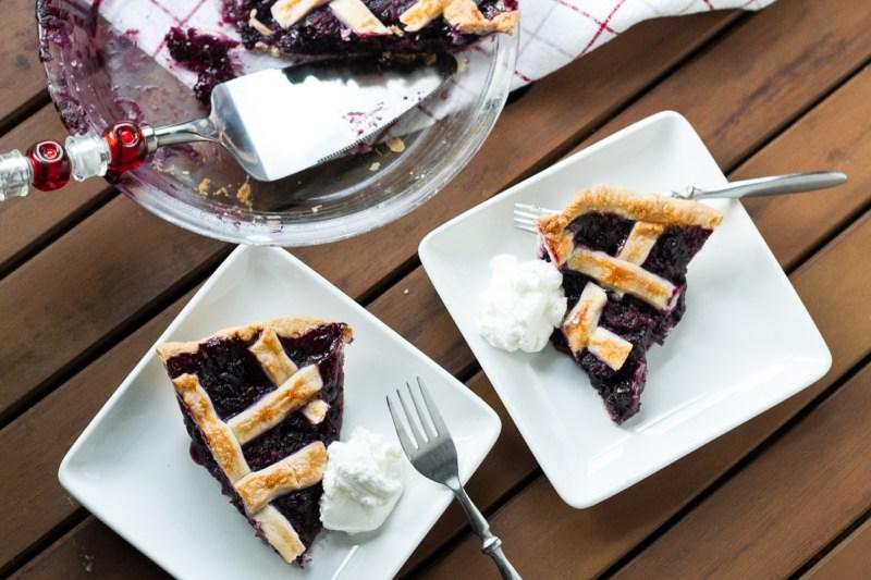 blueberry pie | chattavore (3 of 10)