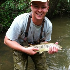 Garth with Nice Brown