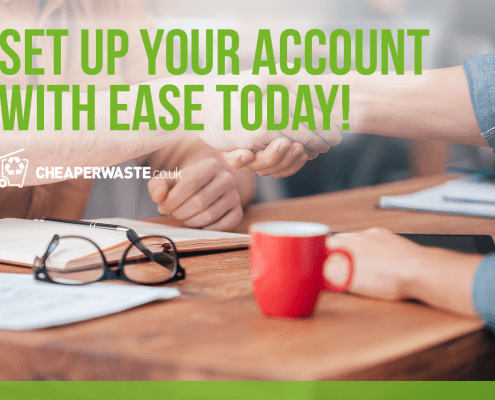 Set your account up TODAY!