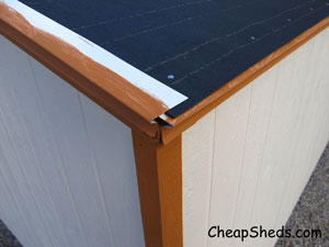 gable roof drip edge