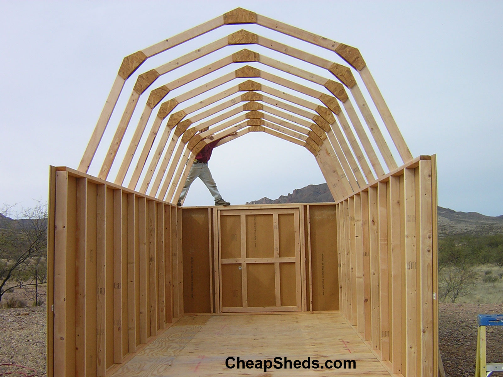 tall gambrel barn style sheds build shed gambrel roof shed build