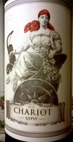 chariotgypsyred2012