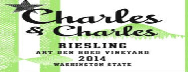 Charles and Charles Riesling 2014