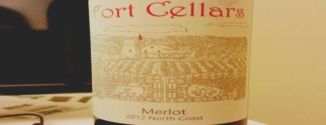 Fort Cellars North Coast Merlot 2012