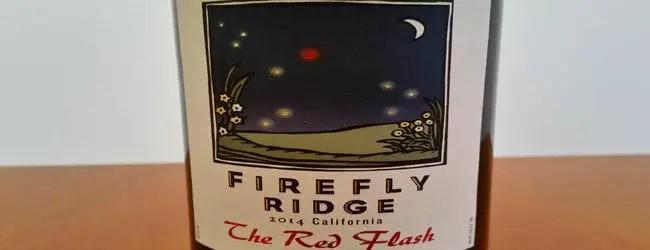 Firefly Ridge The Red Flash 2014