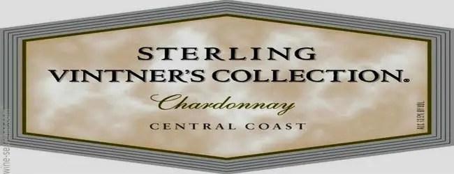 Sterling Vintner's Central Coast Chardonnay 2014