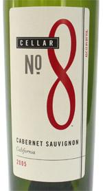 Cellar No. 8 Cabernet Sauvignon