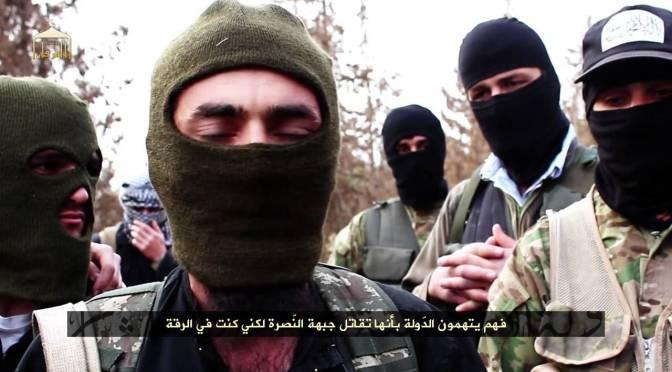 Syria: Why ISIS Cares About Tiny North Caucasus Jamaat Pledge To Umar Shishani