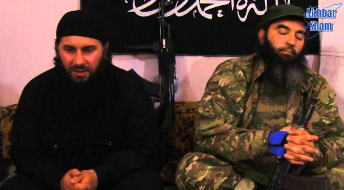 Jaish al-Muhajireen wal-Ansar: Crimean Tatars Should Wage Jihad