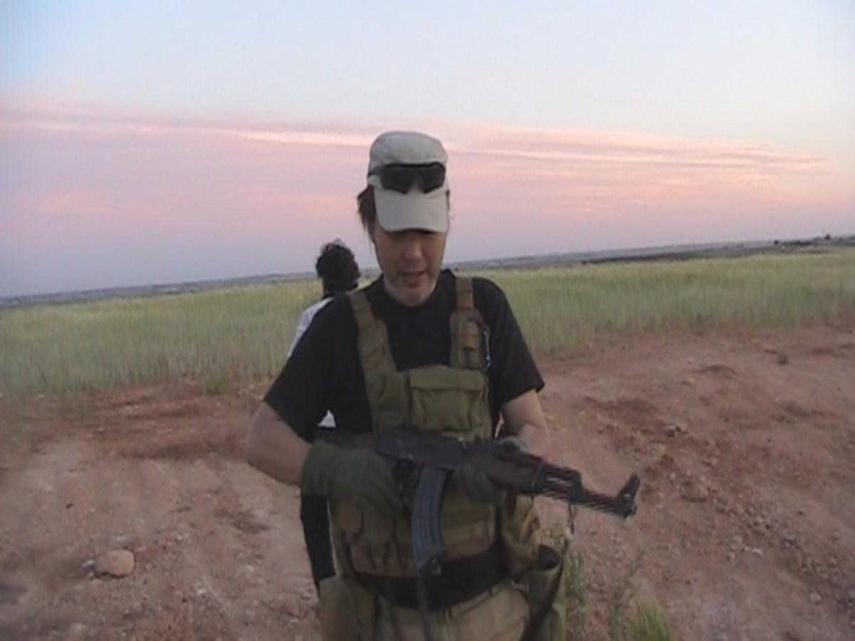 "Source: Japanese National Haruna Yukawa Captured In Syria Was Playing ""Survival Game"""
