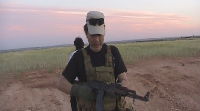 "Source: Japanese National Haruna Yukawa Captured In Syria Was Playing ""Survival Game"""