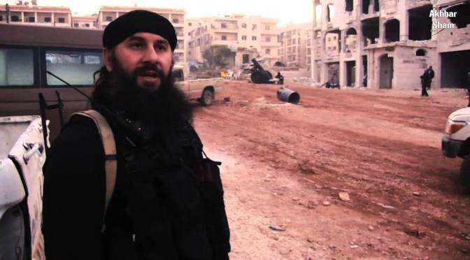 What Does Salakhuddin's Ouster From JMA Mean For Caucasus Emirate In Syria?