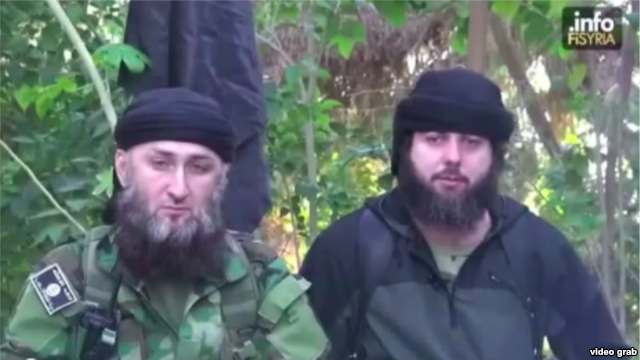 Via RFE/RL: Chechen Linked To Lopota Gorge Incident Heads IS Battalion In Syria