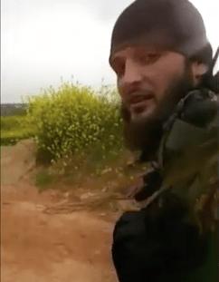 Abdul-Hakim Shishani, Emir of Ajnad al-Kavkaz, Linked To Khattab