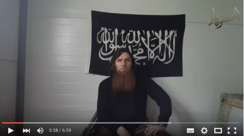Muslim Shishani Makes Video Address About Situation In Latakia