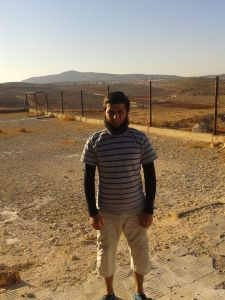 Abdullah The Syrian In Syria