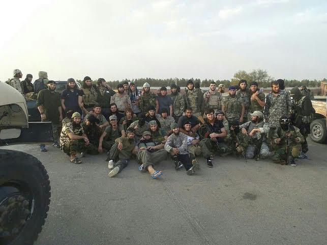 Akhmad Chatayev Led IS's North Caucasian Badr Katiba In Kobani, With Heavy Losses