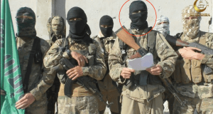 Tatar speaking militant from Afghanistan
