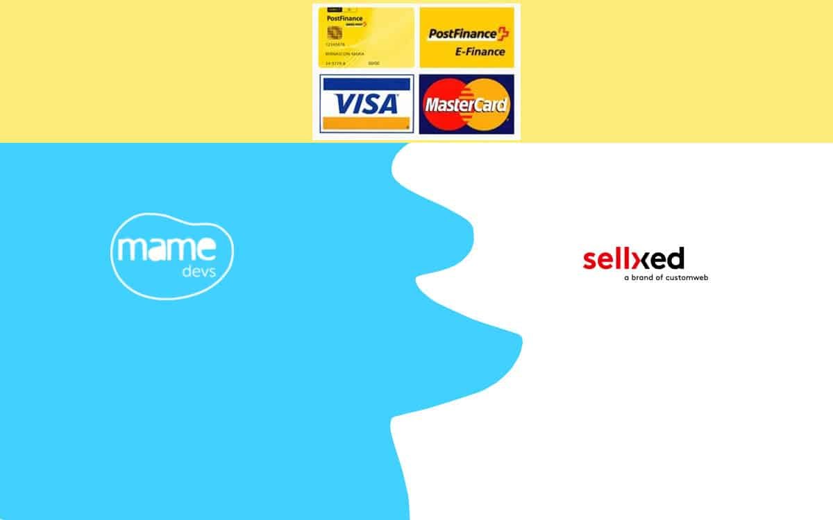 WooCommerce Postfinance Postcard Kreditkarte Anbindung
