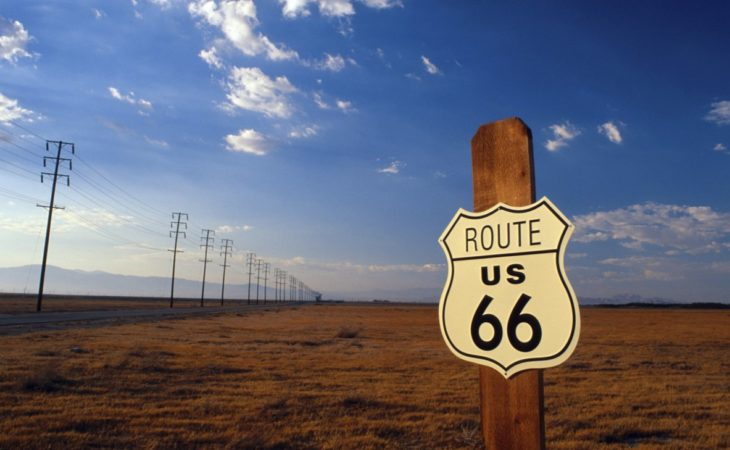 Route 66 – Preparing for my Trip