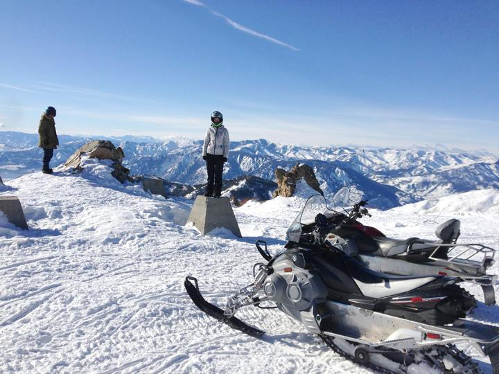 Snowmobiling, Skiing and Tubing at Chelan Cabin Rentals Starts This Weekend