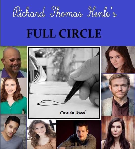 Chelsea Clark in Richard Thomas Henle's FULL CIRCLE