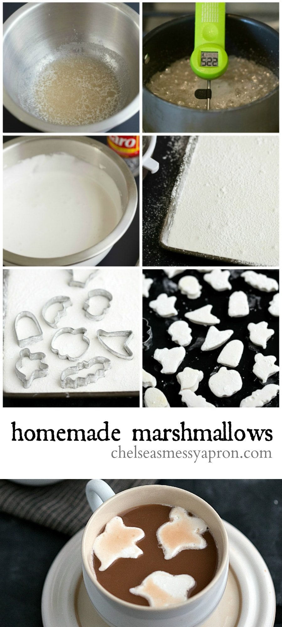 ... on how to make the best homemade from-scratch vanilla marshmallows