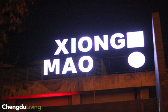 Xiong Mao Club after