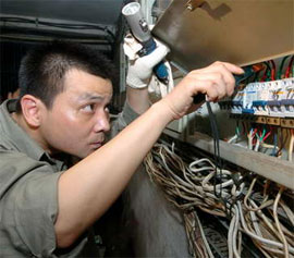 China electrician