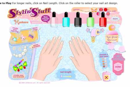 Barbie Nail Polish Games Play Free Online Absolute Cycle