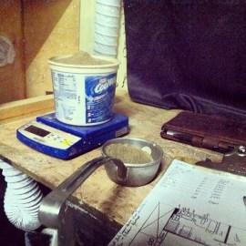 Pottery Alchemy, Joel Cherrico Pottery, Glaze Mixing, Cone ...